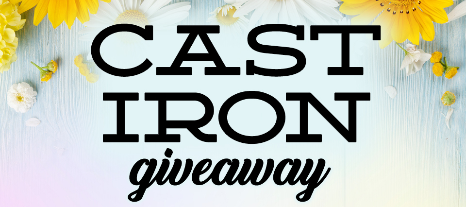 Cast Iron Giveaway - Earn & Get