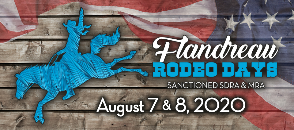 Flandreau Rodeo Days 500x300