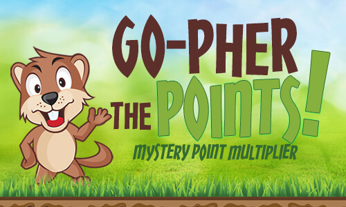 Gopher The Points 500x300