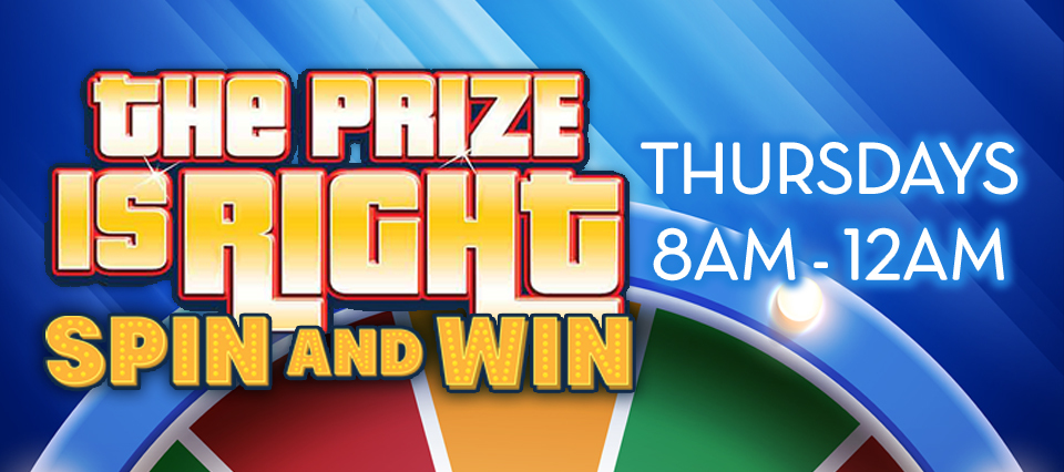 Prize Right Spin And Win 960x426