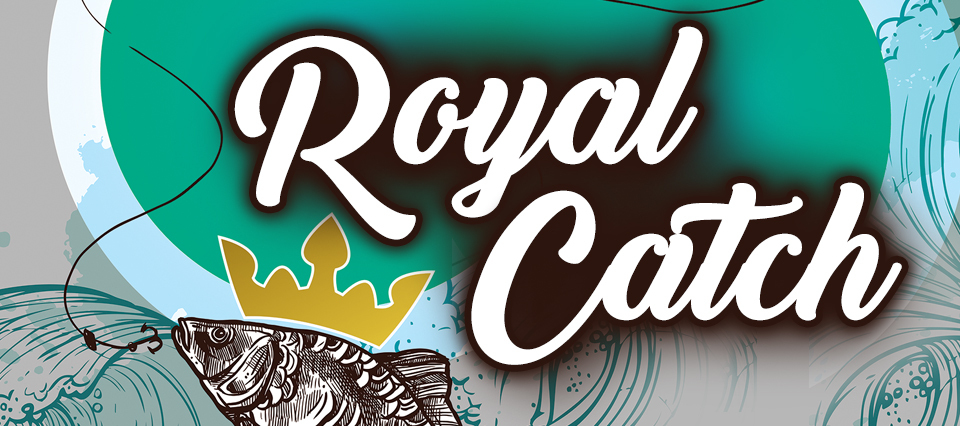 Royal Catch Giveaway Earn & Get
